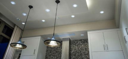 LED-valot sisäkäyttöön